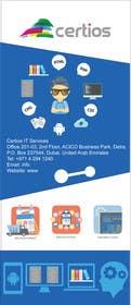 Nro 7 kilpailuun Content Writing of Brochure and Roll Up Banner for IT Company käyttäjältä sgsicomunicacoes