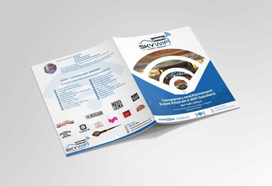 """Intrarea #                                        115                                      pentru concursul """"                                        Re-Design a Bi-Fold brochure                                     """""""
