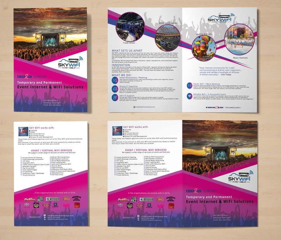 """Intrarea #                                        28                                      pentru concursul """"                                        Re-Design a Bi-Fold brochure                                     """""""