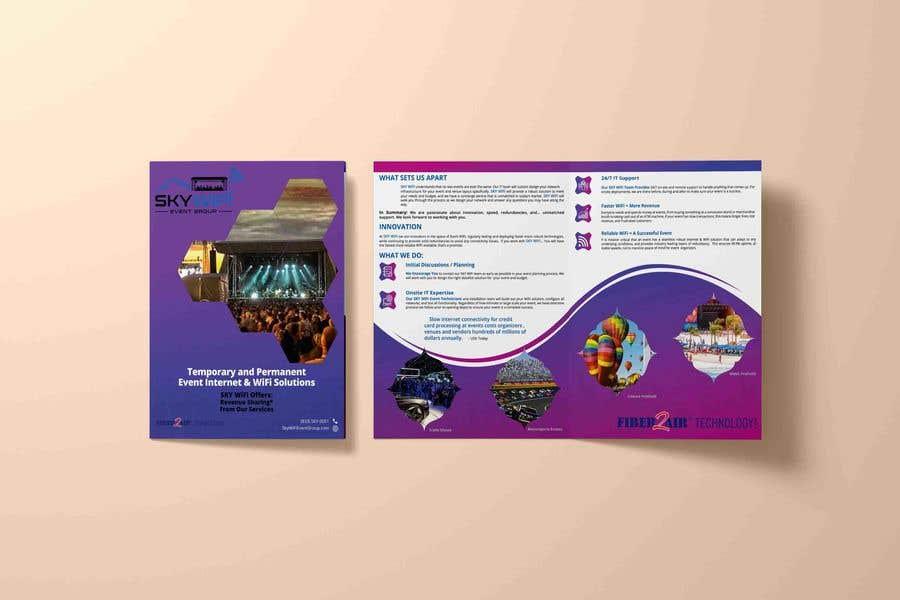 """Intrarea #                                        65                                      pentru concursul """"                                        Re-Design a Bi-Fold brochure                                     """""""