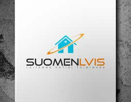 "MAHESHJETHVA tarafından Design a Logo for ""SuomenLVIS"" HVAC-engineering company için no 209"