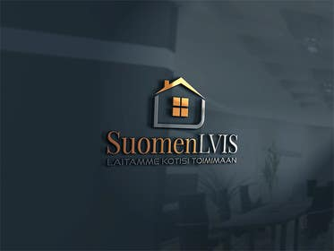 "#147 for Design a Logo for ""SuomenLVIS"" HVAC-engineering company by ChKamran"