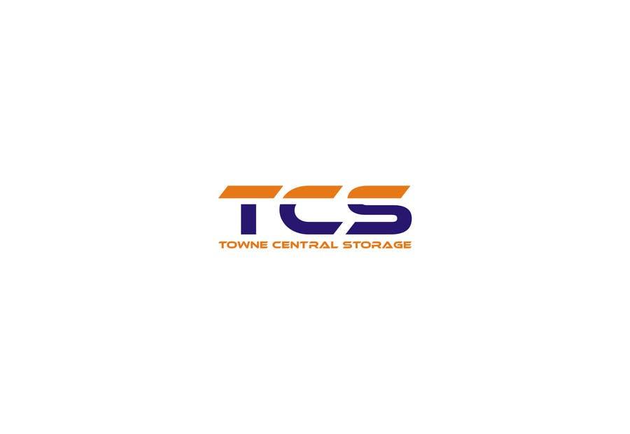 Konkurrenceindlæg #                                        58                                      for                                         Design a Logo for Towne Central Storage
