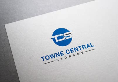 #82 untuk Design a Logo for Towne Central Storage oleh sdartdesign