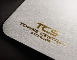 #63 for Design a Logo for Towne Central Storage af tolomeiucarles