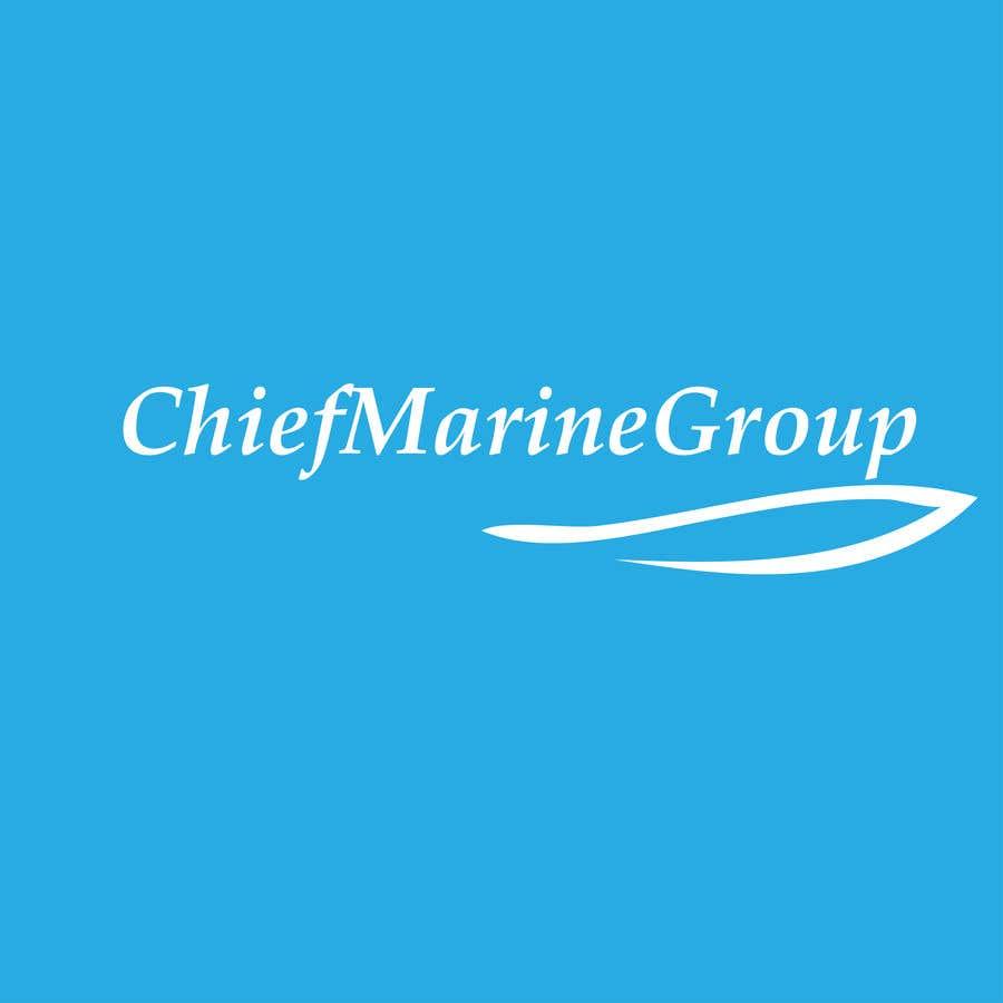 Konkurrenceindlæg #                                        5                                      for                                         Chief Marine Group