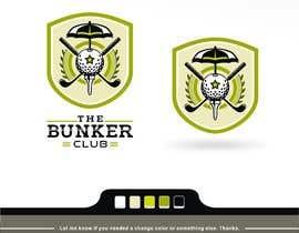 #419 for Logo Design:  The Bunker Club by SAKTI2