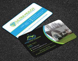 #237 untuk Double sided business card oleh sagorsaon85