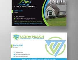 #242 untuk Double sided business card oleh sima360