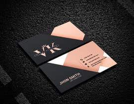 #236 untuk Double sided business card oleh glittergraphics