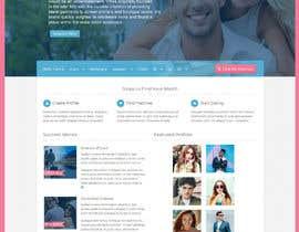 Nro 1 kilpailuun Improve design of my mainpage and 3 inner pages käyttäjältä hosnearasharif