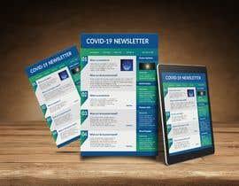 #24 для Design HTML newsletter for internal communications от salimod9