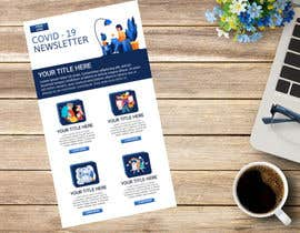 #94 для Design HTML newsletter for internal communications от ArpitInd