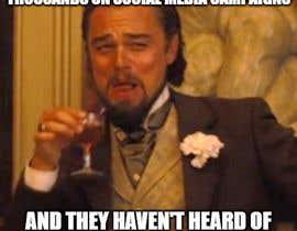 Nro 13 kilpailuun Facebook Ad: Use Memes to Drive Traffic to GiveawayFunnel.com käyttäjältä Faithzeal