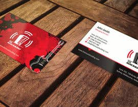 nº 68 pour Design some Business Cards for The Music Building par ezesol