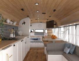 Nro 17 kilpailuun 3D House design in a BUS käyttäjältä nathaliacassano