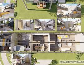 Nro 24 kilpailuun 3D House design in a BUS käyttäjältä enesmalkocc