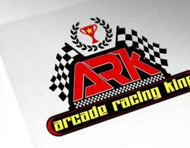 #99 para Design a Logo for an ARCADE RACE GAME por asnan7