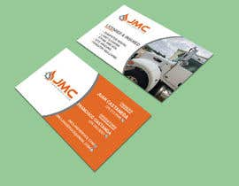 #904 for Design Business Card - Redesign Truck Wrap by nayankrishna344