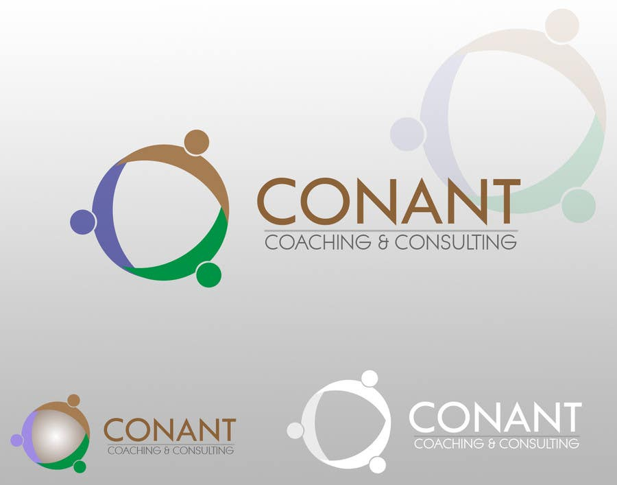 Konkurrenceindlæg #                                        29                                      for                                         Design a Logo for Conant Coaching & Consulting