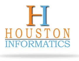 #148 cho Houston Informatics Logo Design bởi NickSlaneDesign
