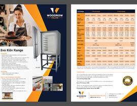 Nro 30 kilpailuun Brochure Template käyttäjältä jobishmdesign