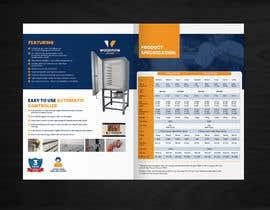 Nro 124 kilpailuun Brochure Template käyttäjältä sahnisunil03