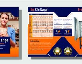 Nro 95 kilpailuun Brochure Template käyttäjältä zarahmad6
