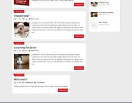 hatorihanzo tarafından Design a layout for my website için no 15