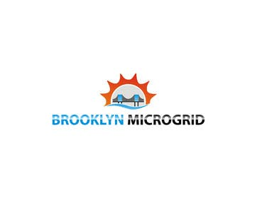 #11 for Design a Logo for Brooklyn Microgrid by kelikpujis