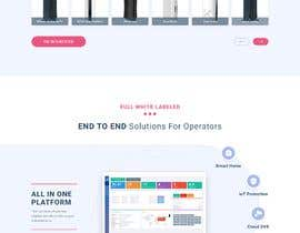 #74 for Landing page redesign af mdziakhan