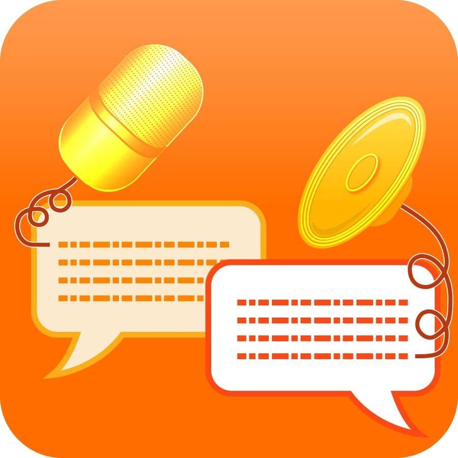 Bài tham dự cuộc thi #68 cho Design a App Icon for iOS App