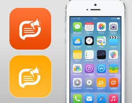 #62 for Design a App Icon for iOS App by graphicrainbd