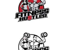 #109 for Design FitnessHustler Logo by AWAIS0