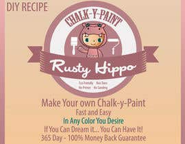 #30 cho Can YOU Fix my Label Design? EASY MONEY! Print and Packaging ReDesign for Rusty Hippo bởi RIonutCristian