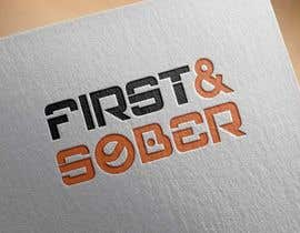#65 for Design a Logo for First and Sober by notaly