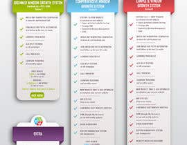 nº 11 pour Need this package pricing table turned into a professional looking and printable document par nubelo_AGI5UbD3