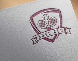 #136 for Logo for Padel Tennis club af Exer1976