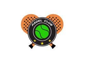 #143 untuk Logo for Padel Tennis club oleh zfmurree1981