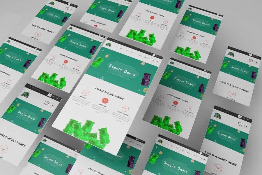 Contest Entry #                                        35                                      for                                         Design a Website Mockup