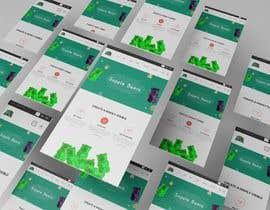 #35 for Design a Website Mockup by EmonDev