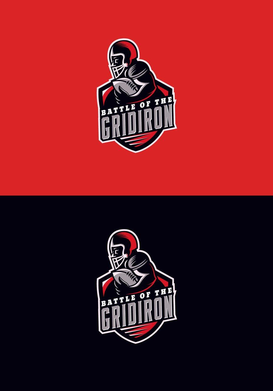 Konkurrenceindlæg #                                        33                                      for                                         Design a Logo for Battle of the Gridiron