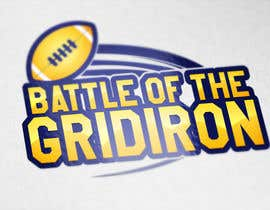 #38 for Design a Logo for Battle of the Gridiron af GraphicHimani