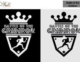 #26 for Design a Logo for Battle of the Gridiron by felipe0321