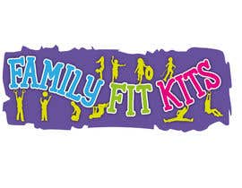 #35 for Design a Logo for Family Fit Kits by Zsuska