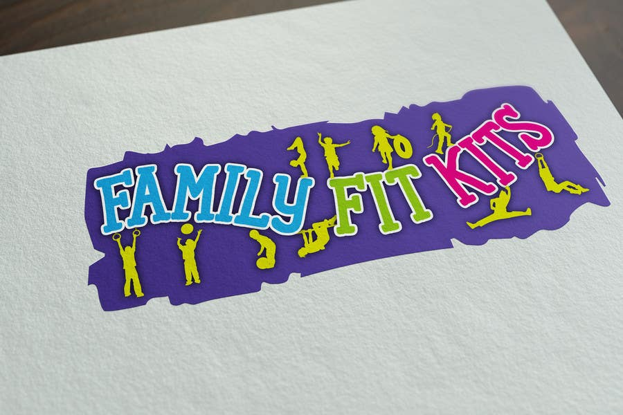 Contest Entry #                                        36                                      for                                         Design a Logo for Family Fit Kits