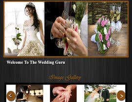 #12 for Website Design for Wedding Guru by khatripunam