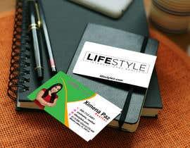 Nro 190 kilpailuun Ximena Paz - Business Card Design käyttäjältä zenith1382