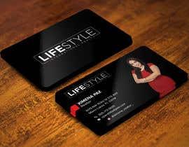 Nro 185 kilpailuun Ximena Paz - Business Card Design käyttäjältä aktar201175