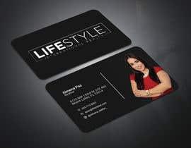 Nro 178 kilpailuun Ximena Paz - Business Card Design käyttäjältä SArafin123